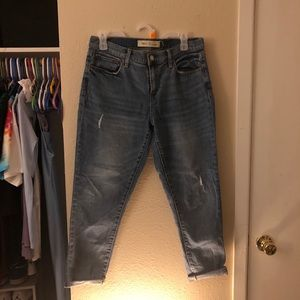 GAP girlfriend / boyfriend jeans